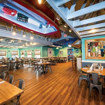 Jimmy's Seafood Buffet interior