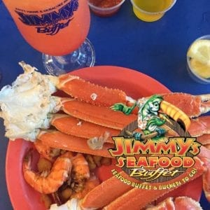 best seafood buffet obx