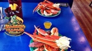 obx crabs legs buffet