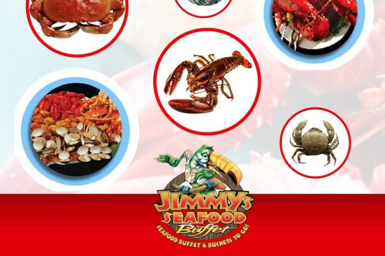 Buffets Versus Menu Only Restaurants Jimmy S Seafood Buffet