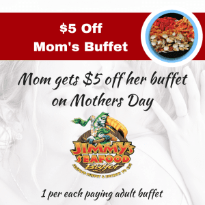 mothers day special restaurant deal