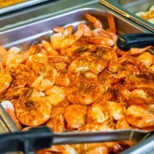 Fresh Outer Banks Seafood Buffet