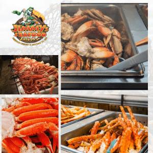 Healthy Crab Legs