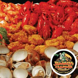 crab legs buffet options