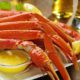 crab leg buffet